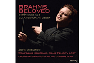 John Axelrod - Brahms Beloved II [CD]