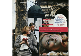 George His Orchestra & Melachrino - April In Paris & Music For Romance - (CD)
