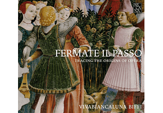 Vivabiancaluna Biffi, Richard Earle - Fermate Il Passo-Tracing The Originals Of Opera - (CD)