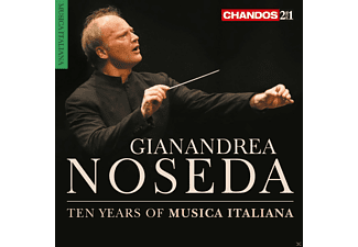 Bbc Philharmonic - 10 Years Of Musica Italiana - (CD)