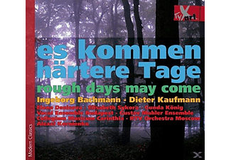 RTV Orchestra Moscow, VARIOUS - Es Kommen Härtere Tage-Rough Days May Come - (CD)