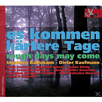 RTV Orchestra Moscow, VARIOUS - Es Kommen Härtere Tage-Rough Days May Come [CD]