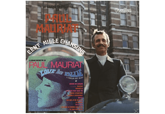 Paul & His Orchestra Mauriat - Love Is Blue & Cent Mille Chansons - (CD)