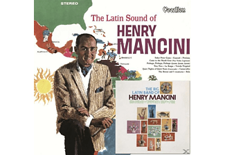 Mancini, Henry, & His Orchestra - Big Latin Band Of Mancini & Latin... - (CD)