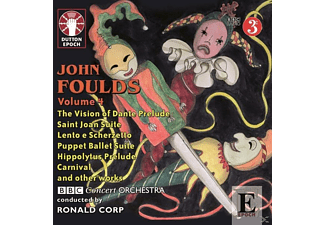 Ronald/bbc Concert Orchestra Corp - John Foulds Vol.4 - (CD)