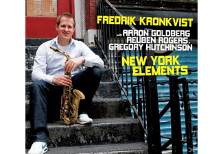 Frederik Kronkvist - New York Elements - (CD)