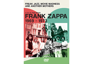FREAK JAZZ MOVIE MADNESS AND - (DVD)