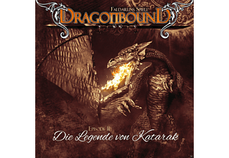 Dragonbound - Faldaruns Spiele 11: Die Legende von Katarak - 1 CD - Science Fiction/Fantasy