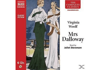 Mrs. Dalloway - 6 CD - Literatur/Klassiker