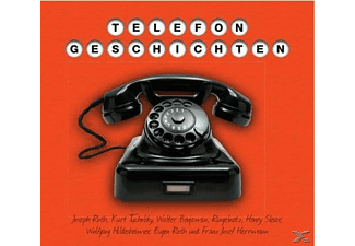 Telefongeschichten - 1 CD - Anthologien/Gedichte/Lyrik