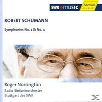 Rsos, Roger Norrington - Sinfonien 2+4 [CD]