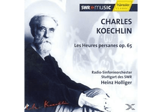 Swr Rso Stuttgart - LE HEURES PERSANES (ORCH.VERS) - (CD)
