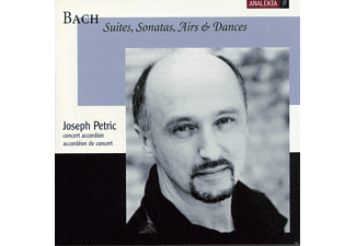 Joseph Petric - Suites,Sonatas,Airs & Dances - (CD)