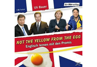 Not the yellow from the egg - 1 CD - Humor/Satire