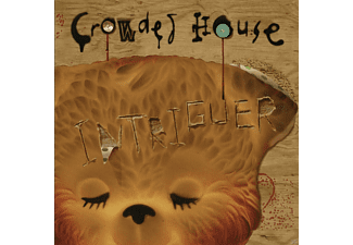 Crowded House - INTRIGUER - (Vinyl)
