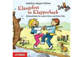 - Klängefest in Klapperbach - (CD)