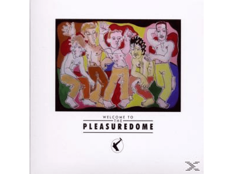 Frankie Goes To Hollywood - Welcome To The Pleasuredome [Vinyl]
