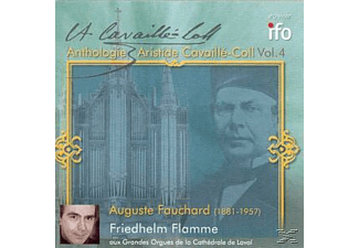 Friedhelm Flamme - Orgelwerke - (CD)