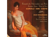 Duo Rossiniane - Romantische Gitarrenduos A.Paris [CD]