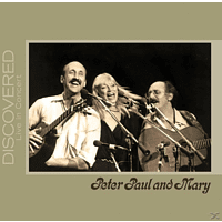 Mary, Paul, Pete Escovedo - Discovered:Live In Concert [CD]
