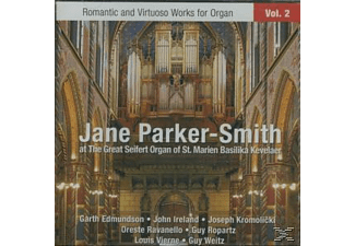 Jane Parker-smith - Romantic Works For Organ Vol.2 - (CD)