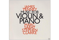 Marc Sabat, Stephen Clarke - Music For Violin & Piano [CD]