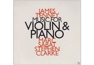 Marc Sabat, Stephen Clarke - Music For Violin & Piano - (CD)