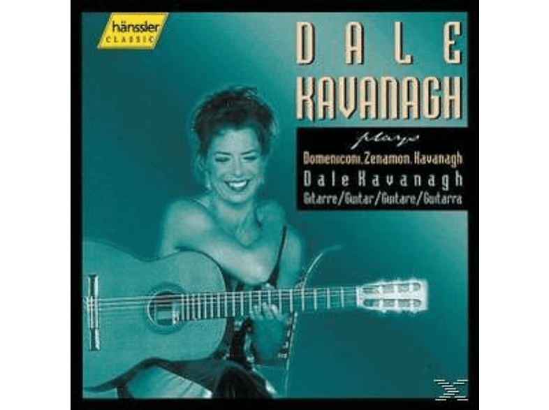 Dale Kavanagh - Toccata In Blue [CD]