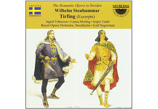 Royal Opera Orchestra - The Romantic Opera In Sweden - Tirfing - (CD)