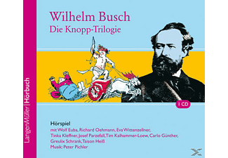 Die Knopp-Trilogie - 1 CD - Anthologien/Gedichte/Lyrik