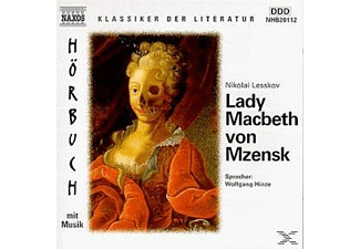 Lady Macbeth vom Mzensk - 2 CD - Comedy/Musik/Kabarett