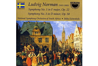 National Symphony Orchestra Of South Africa - Norman: Symphony No.1 & 3 [CD]