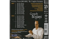 Gergely Boganyi - Frederic Chopin: The Complete [SACD Hybrid]