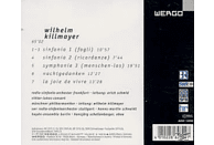 VARIOUS, Schmid, Mp, Rsof, Killmayer - Sinfonien 1-3/Nachtgedanken/+ [CD]