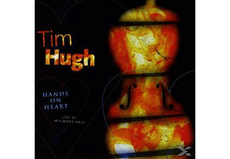 Tim Hugh - Hands On Heart - Live Wigmore Hall - (CD)