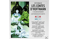 Chor & Orch.D.Wiener Staatsoper - Les Contes D'hoffmann-Mp 3 [MP3-CD]
