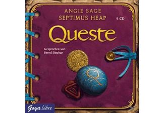 Septimus Heap 4: Queste - (CD)