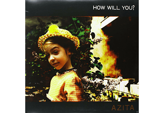 Azita - HOW WILL YOU? - (Vinyl)