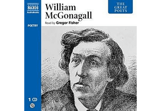 WILLIAM MCGONAGALL - 1 CD -