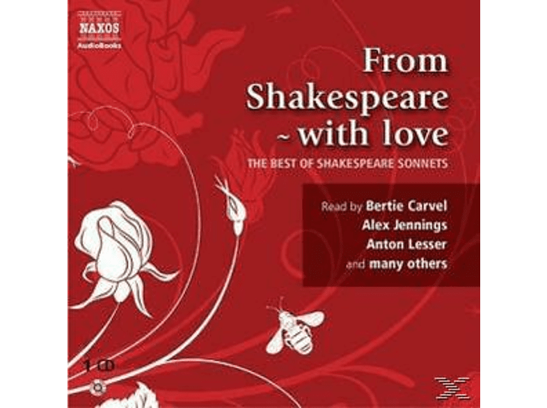 FROM SHAKESPEARE WITH LOVE - (CD)