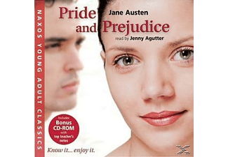 PRIDE AND PREJUDICE - 3 CD - Literatur/Klassiker