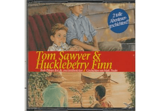 - Tom Sawyer & Huckleberry Finn - (CD)