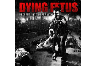 Dying Fetus - DESCEND INTO DEPRAVITY (BLACK LP+MP3) - (Vinyl)