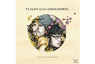 Flight Of The Conchords - I Told You I Was Freaky [Vinyl]