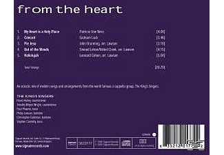 The King's Singers - From The Heart - (CD)