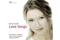Mields/Katschner/Lautten Compagney Berlin - Love Songs [CD]