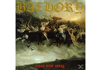 Bathory - Blood Fire Death - (Vinyl)