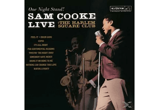 Sam Cooke - One Night Stand! At The Harlem Square Club - (Vinyl)