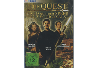 The Quest - Jagd nach dem Speer des Schicksals - (DVD)