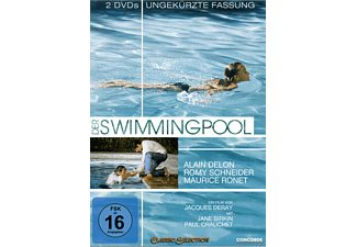 Der Swimmingpool - (DVD)